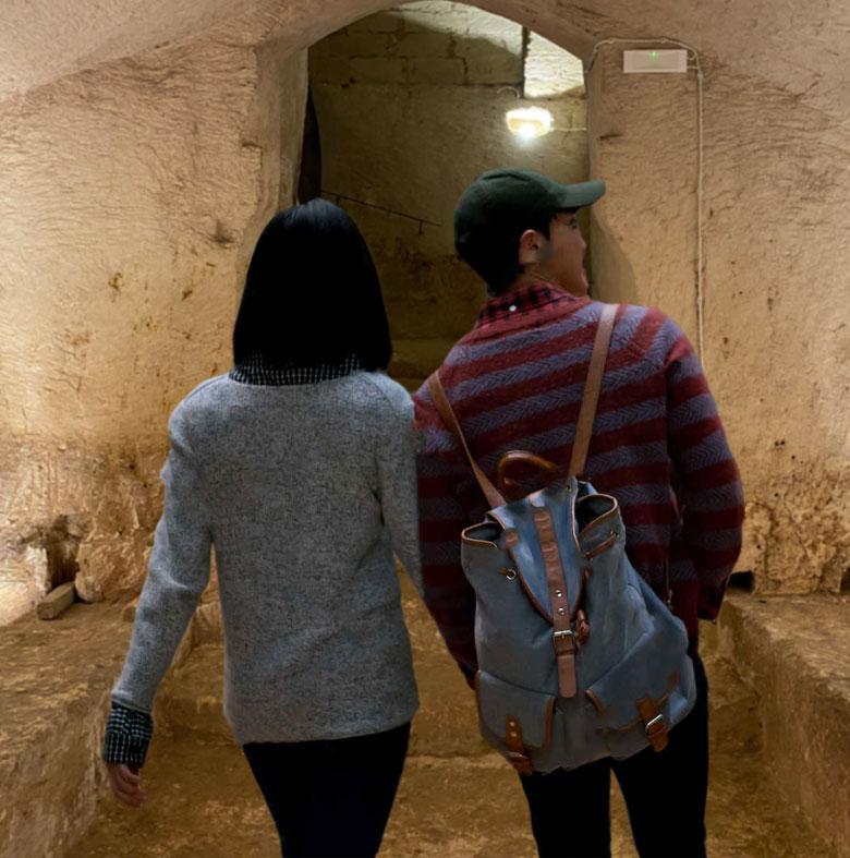 visita-guidata-notturna-mudesca-museo-dello-scavo-matera-centro-museale-grotta-mostra-spazio-espositivo-sassi-basilicata